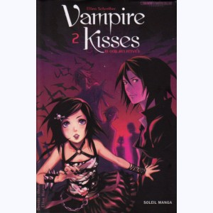 Vampire Kisses : Tome 2