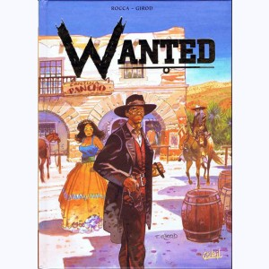 Wanted : Tome (1 à 4), Intégrale