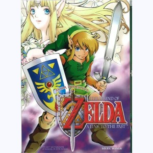 The Legend of Zelda : Tome 1, A Link to the Past