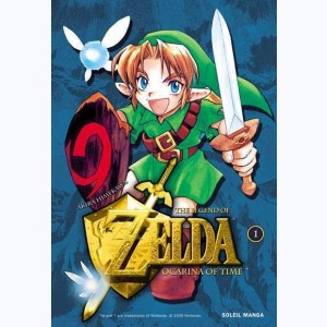 The Legend of Zelda : Tome 2, Ocarina of Time 1