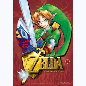 The Legend of Zelda : Tome 3, Ocarina of Time 2