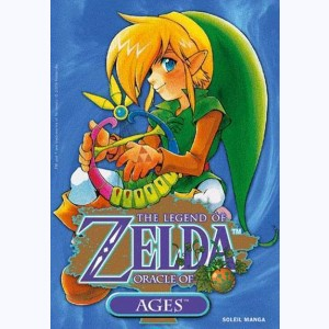 The Legend of Zelda : Tome 6, Oracle of Seasons / Ages 2
