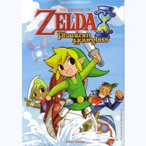 The Legend of Zelda : Tome 10, Phantom of Hourglass