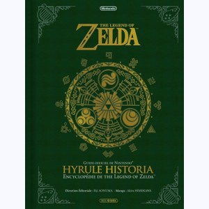 The Legend of Zelda, Hyrule Historia