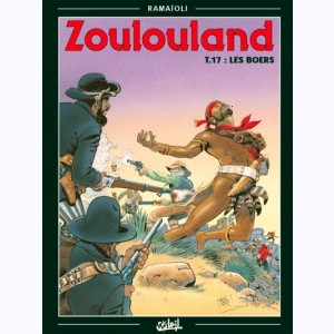 Zoulouland : Tome 17, Les Boers