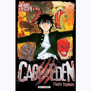 Cage of Eden : Tome 15