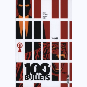 100 Bullets : Tome 7, Cages