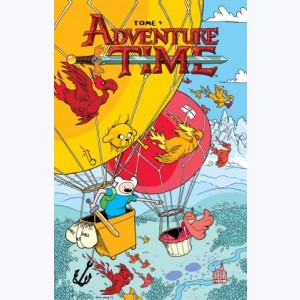 Adventure Time : Tome 4
