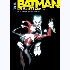 Batman - No Man's Land : Tome 4