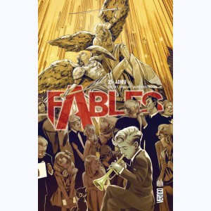 Fables : Tome 25, Adieu