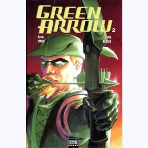 Green Arrow : Tome 2