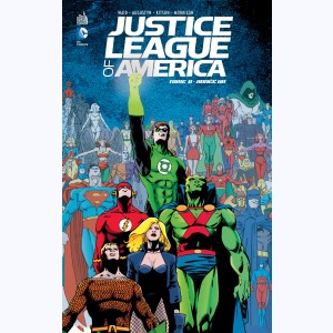 Justice League, Justice League of America