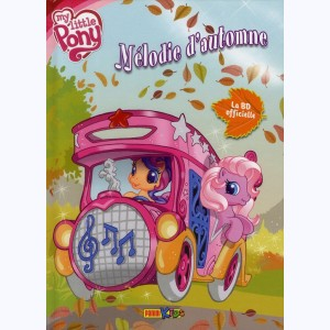 My Little Pony : Tome 1, Mélodie d'automne