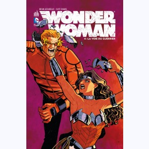 Wonder Woman : Tome 4, La Voie du guerrier
