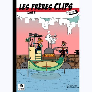 Les Frères Clips : Tome 2