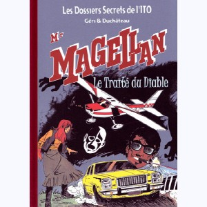 Mr Magellan : Tome 2, Le traité du diable