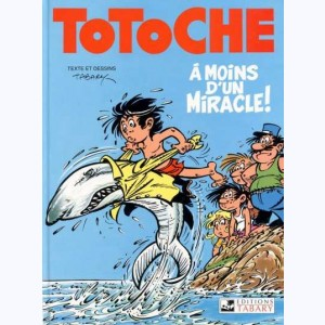 Totoche : Tome 13, A moins d'un miracle