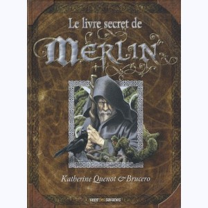 Le livre secret de merlin :