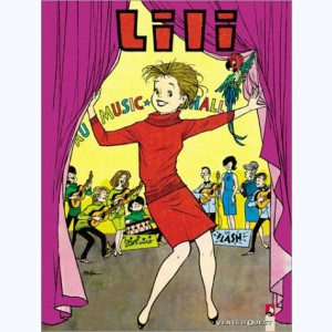 Lili : Tome 22, Lili au music-hall