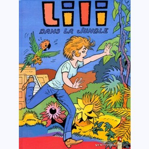 Lili : Tome 27, Lili dans la jungle
