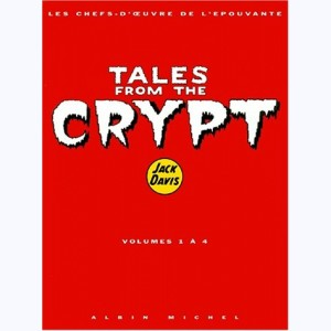 Tales from the Crypt : Tome (1 à 4), Coffret