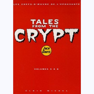 Tales from the Crypt : Tome (5 à 8), Coffret