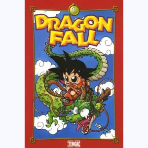 Dragon Fall : Tome 1, Le Commencement
