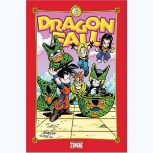 Dragon Fall : Tome 6, Branlée cybernétique