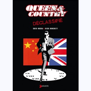 Queen & Country : Tome 2, Déclassifié