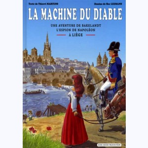 Bakelandt, La machine du diable