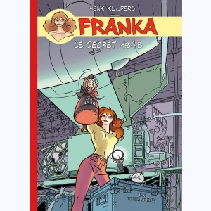 Franka : Tome 23, Le Secret 1948