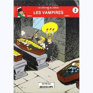 Lombock : Tome 2, Les vampires