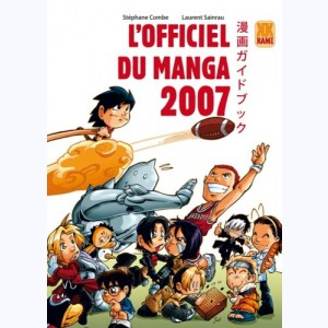 L'officiel du manga 2007