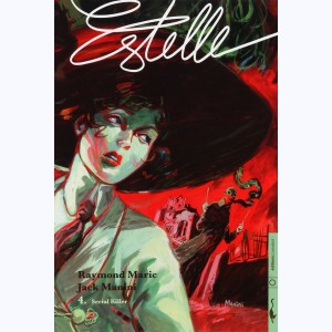 Estelle : Tome 4, Serial Killer
