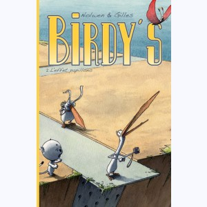 Birdy's : Tome 2, L'effet papillons