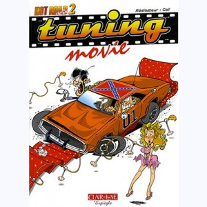 Hot Road : Tome 2, Tuning movie