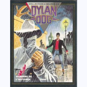 Dylan Dog : Tome 2, Mémoire de l'invisible