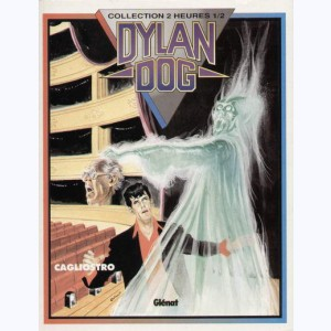 Dylan Dog : Tome 4, Cagliostro