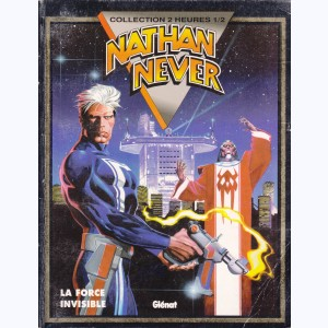 Nathan Never : Tome 1, La force invisible