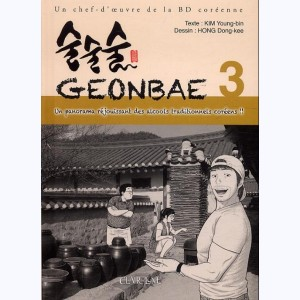 Geonbae : Tome 3