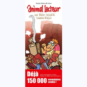Animal lecteur : Tome 6, Un best-seller sinon rien