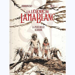 La Légende du lama blanc : Tome 2, La plus belle Illusion