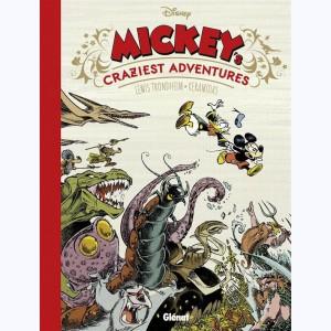 Mickey's Craziest Adventures de Trondheim et Kéramidas chez Glénat