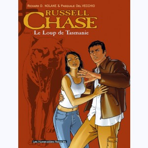 Russell Chase : Tome 1, Loup de Tasmanie
