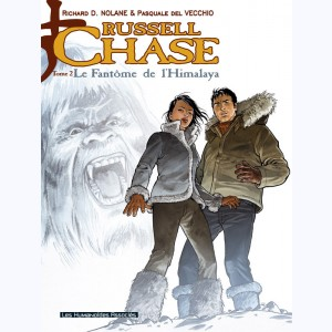 Russell Chase : Tome 2, Le Fantôme de l'Himalaya