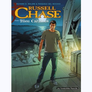 Russell Chase : Tome 3, Bleu Caraïbes