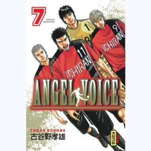 Angel Voice : Tome 7