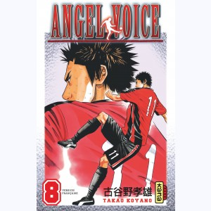 Angel Voice : Tome 8