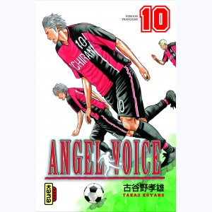 Angel Voice : Tome 10