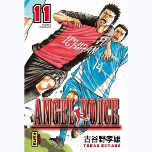 Angel Voice : Tome 11